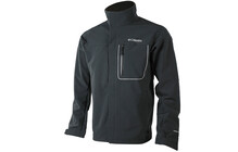 Columbia Men&#039;s Ice Ax II Softshell black